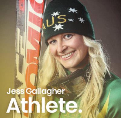 Jess Gallagher Athlete