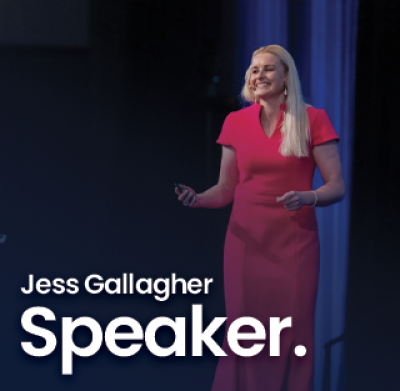 Jess Gallagher Speaker